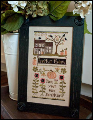 Little House Needleworks - Pumpkin Hollow Farm
