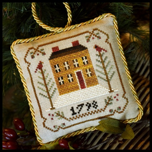 Little House Needleworks - Sampler Tree 1 - Old Colonial