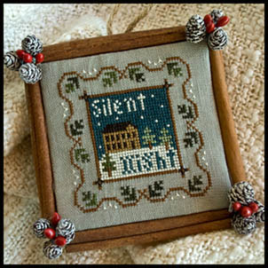 Little House Needleworks - Silent Night