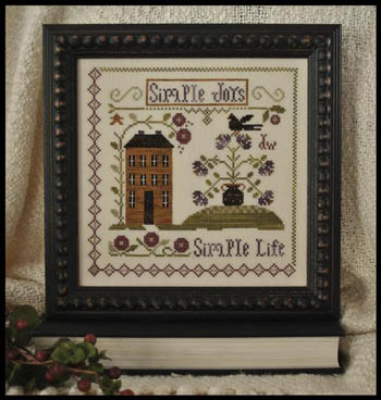 Little House Needleworks - Simple Joys