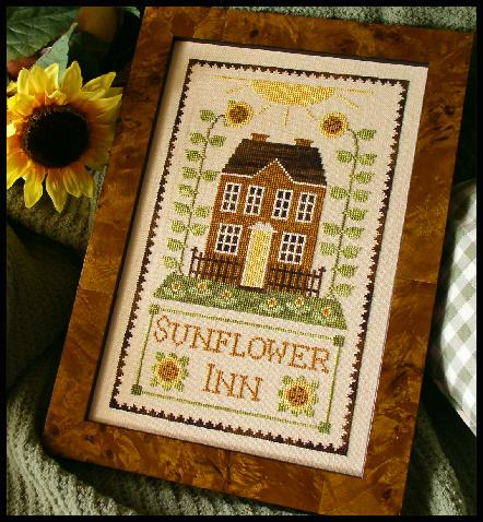 Little House Needleworks - Sunflower Inn