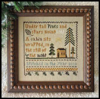 Little House Needleworks - Tall Pines