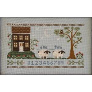 Little House Needleworks - The Counting House