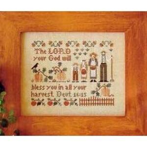 Little House Needleworks - The Harvesters