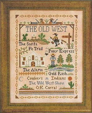 Little House Needleworks - The Old West