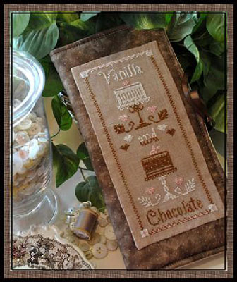 Little House Needleworks - Vanilla and Chocolate