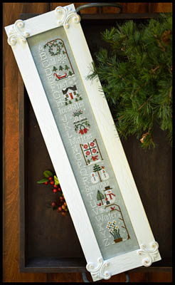 Little House Needleworks - Winter ABCs