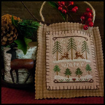 Little House Needleworks - Winter Forest