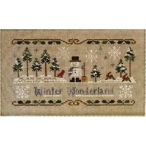Little House Needleworks - Winter Wonderland