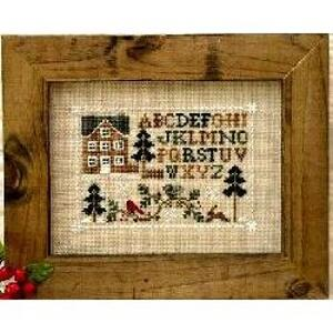 Little House Needleworks - Woodland Sampling