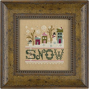 Lizzie*Kate - A Little Snow Kit