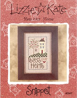Lizzie*Kate - Bless Our Home