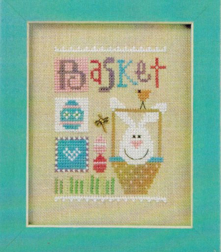 Lizzie*Kate - Celebrate with Charm - Basket Flip-it