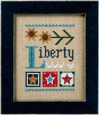 Lizzie*Kate - Celebrate with Charm - Liberty Flip-it