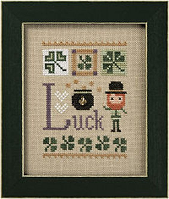 Lizzie*Kate - Celebrate with Charm - Luck Flip-it