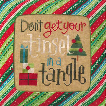 Lizzie*Kate - Don't Get Your Tinsel in a Tangle