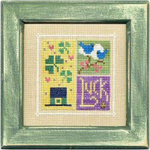 Lizzie*Kate - Flip-it Blocks - March
