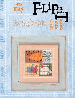 Lizzie*Kate - Flip-it Blocks - May
