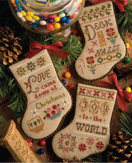Lizzie*Kate - Flora McSample's 2015 Christmas Stockings