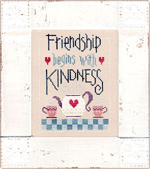 Lizzie*Kate - Friendship Begins