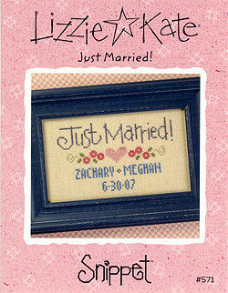 Lizzie*Kate - Just Married