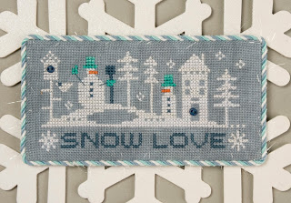 Lizzie*Kate - Snow Love - SNOW Story Flip-it