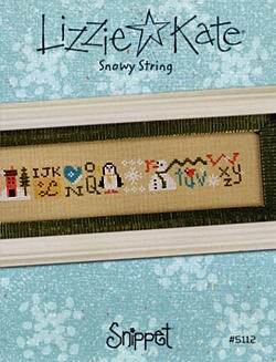 Lizzie*Kate - Snowy String