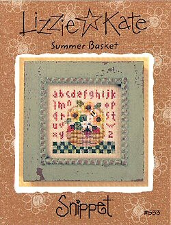 Lizzie*Kate - Summer Basket