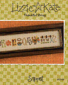 Lizzie*Kate - Thankful String