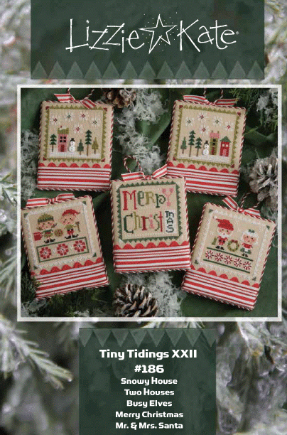 Lizzie*Kate - Tiny Tidings XXII