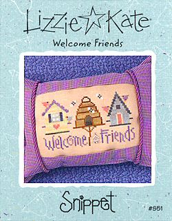 Lizzie*Kate - Welcome Friends