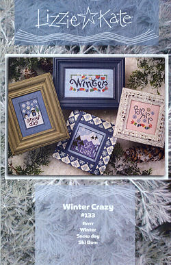 Lizzie*Kate - Winter Crazy