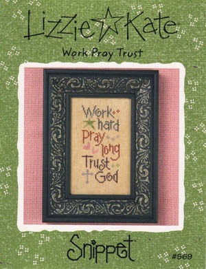Lizzie*Kate - Work Pray Trust