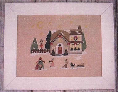 Mani di Donna - Christmas village Series - Christmas Games
