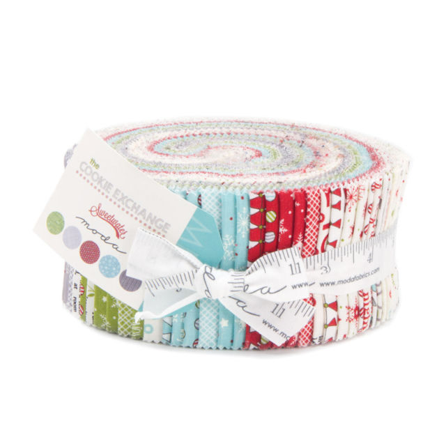 Moda - Cookie Exchange Jelly Roll