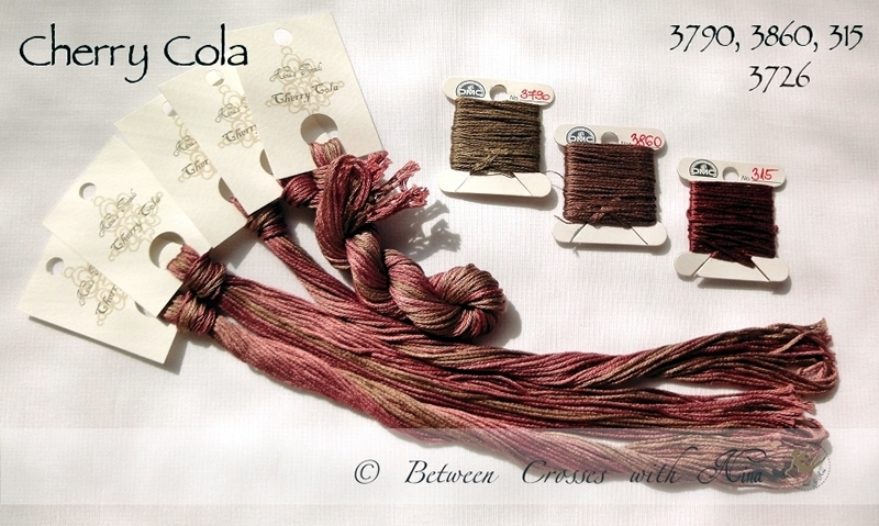 Nina's Threads - Cherry Cola