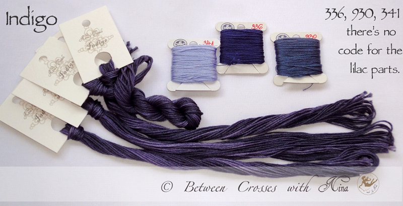 Nina's Threads - Indigo