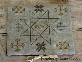 Pineberry Lane - Anne Lancaster's Needlebook