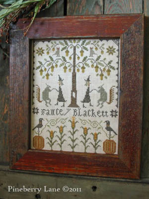 Pineberry Lane - Fancey Blackett Harvest Dance