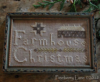 Pineberry Lane - Farmhouse Christmas