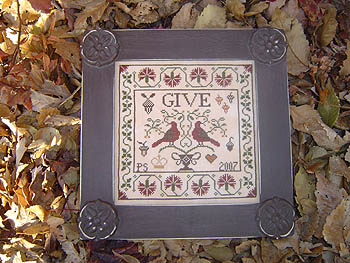 Plum Street Samplers - Give