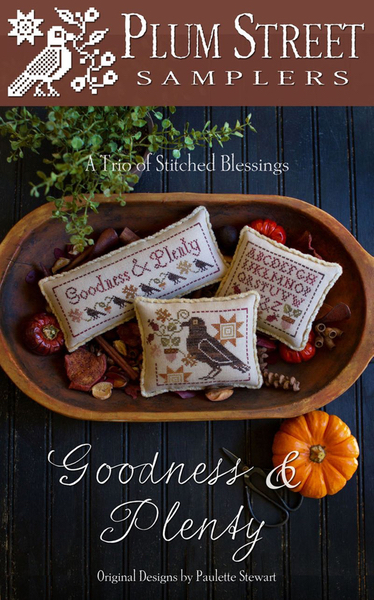 Plum Street Samplers - Goodness & Plenty