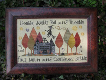 Plum Street Samplers - Toil and Trouble