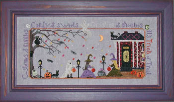 Praiseworthy Stitches - Trick or Treat