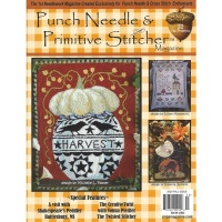 Punch Needle and Primitive Stitcher
