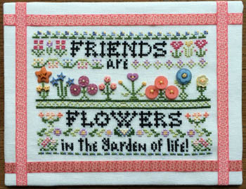 Rosewood Manor - Friends are Flowers