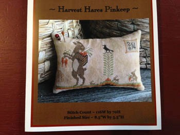Scattered Seed Samplers - Harvest Hare's Pinkeep