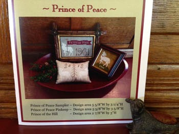 Scattered Seed Samplers - Prince of Peace