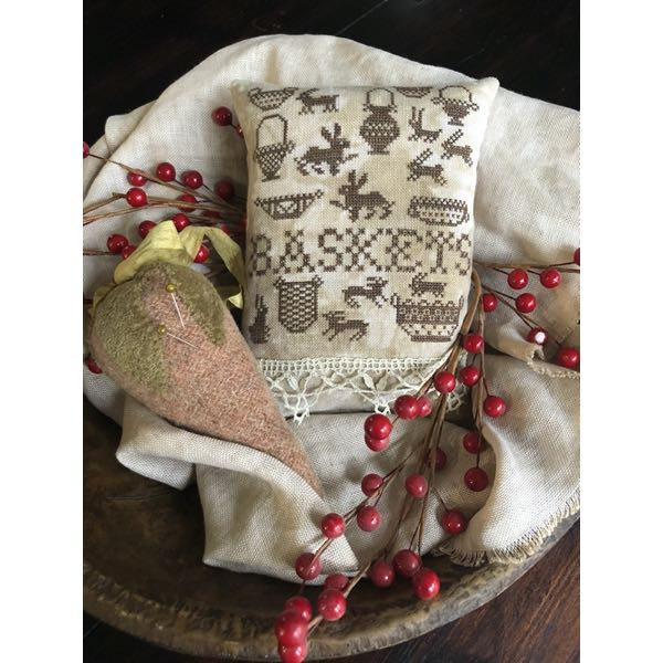Shakespeare's Peddler - Antique Bunnies and Baskets
