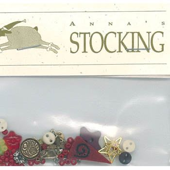 Shepherd's Bush - Anna's Stocking Charm Pack
